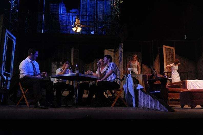 A Streetcar Named Desire Springfield Little Theatre