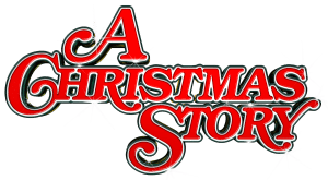 A Christmas Story - Logo