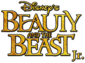Beauty & The Beast Jr. - Logo