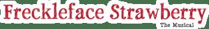 Freckleface Strwaberry - Logo