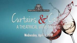 A Theatrical Wine Tasting - Curtains & Corks @ Springfield Little Theatre | Springfield | MO | United States