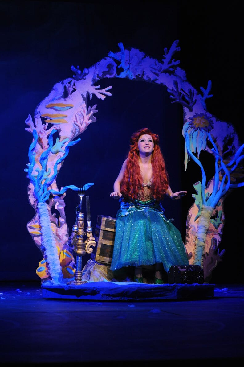 Disney S The Little Mermaid Jr Springfield Little Theatre