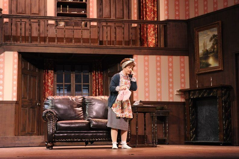 Noises Off Springfield Little Theatre