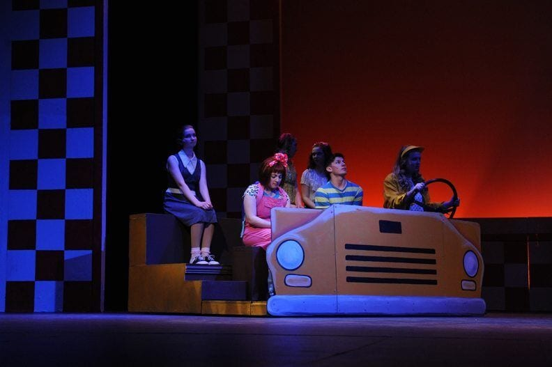 Junie B Jones The Musical Springfield Little Theatre