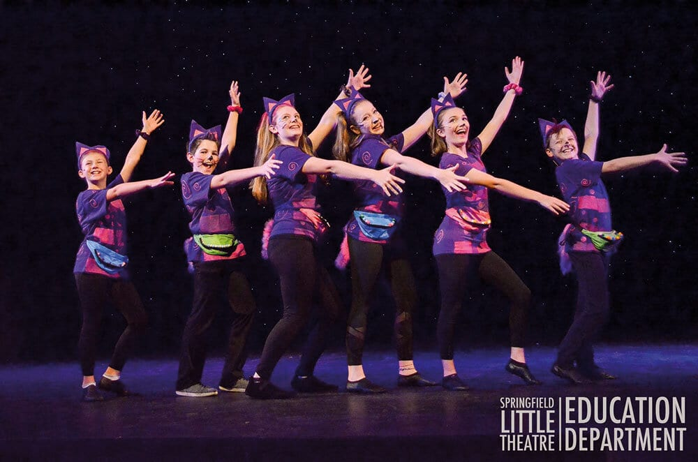 Youth Performance Troupes - Springfield Little Theatre